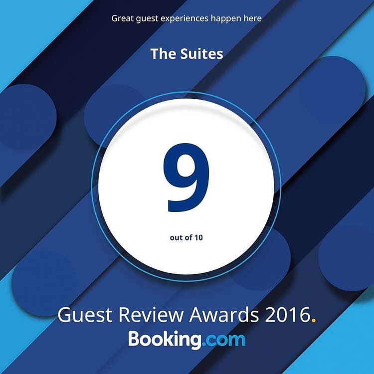Booking Guest Rewiew Avards